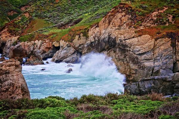 Photograph - The Soberanes Trail, Garrapata State Park by Flying Z Photography by Zayne Diamond