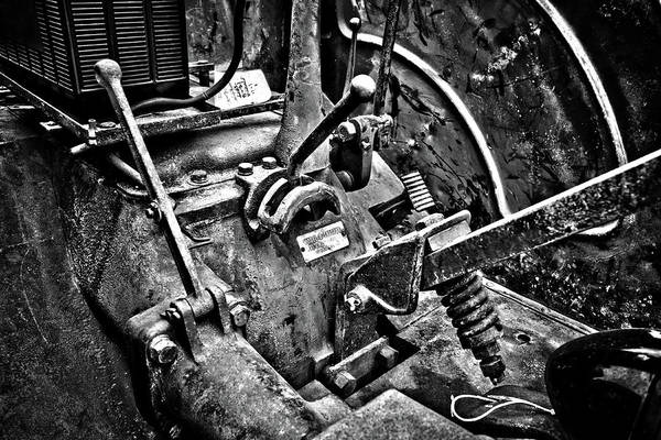 Wall Art - Photograph - The Soul Of A John Deere by Luke Moore