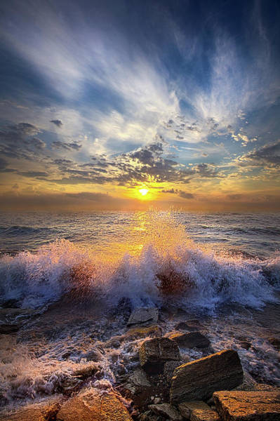 Photograph - The Sound I Remember by Phil Koch