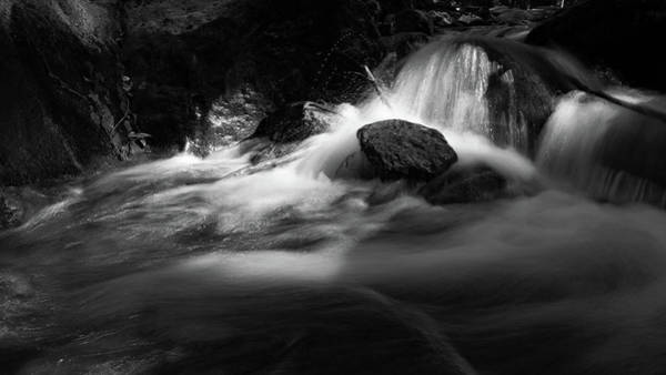 Photograph - the sound of Ilse, Harz by Andreas Levi
