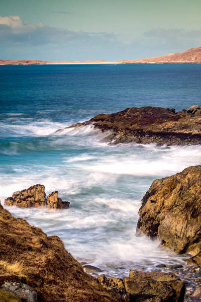 Photograph - The Sound Of Taransay by Neil Alexander