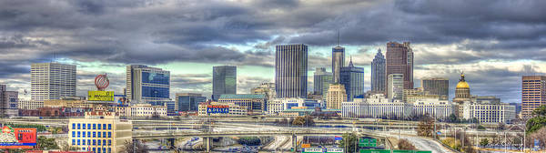 The Southern Company Photograph - The Southern Lady Atlanta Art Cityscape  by Reid Callaway