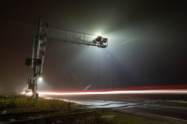 Photograph - The Speed Of Light by Brian Hale