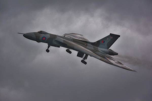 Vulcan Bomber Photograph - The Spirit Of Great Britain by Jason Green