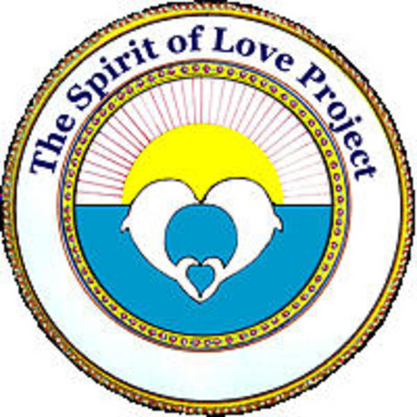 Painting - The Spirit Of Love Project Logo by Ahonu