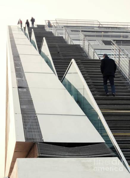 Photograph - The Stairs To The Sky by Marina Usmanskaya