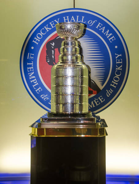 Photograph - The Stanley Cup by Bill Cannon