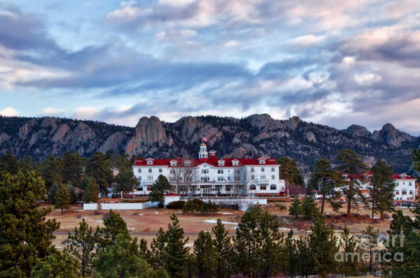 Wall Art - Photograph - The Stanley Hotel by Ronda Kimbrow