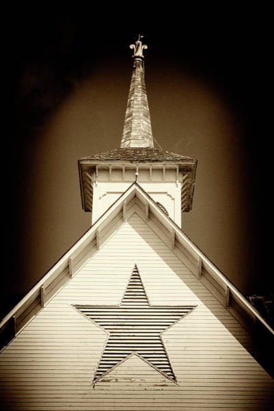 Photograph - The Star And Cupola by Paul W Faust - Impressions of Light