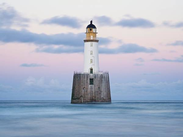 Photograph - The Start Of Dusk At Rattray Head by Stephen Taylor