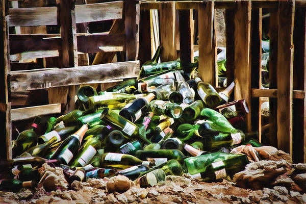 Wall Art - Photograph - The Stash by Lana Trussell