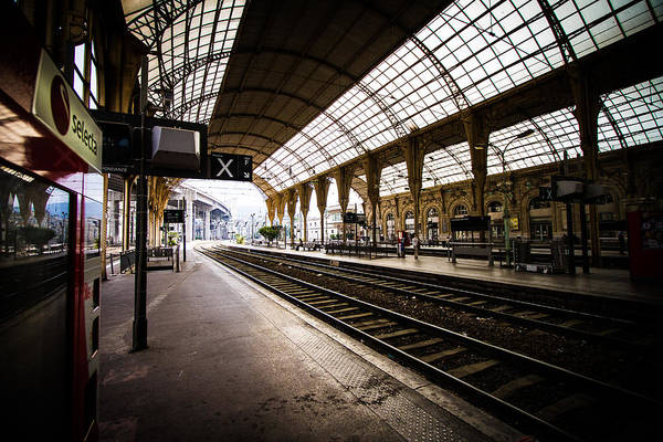Photograph - The Station by Jason Smith