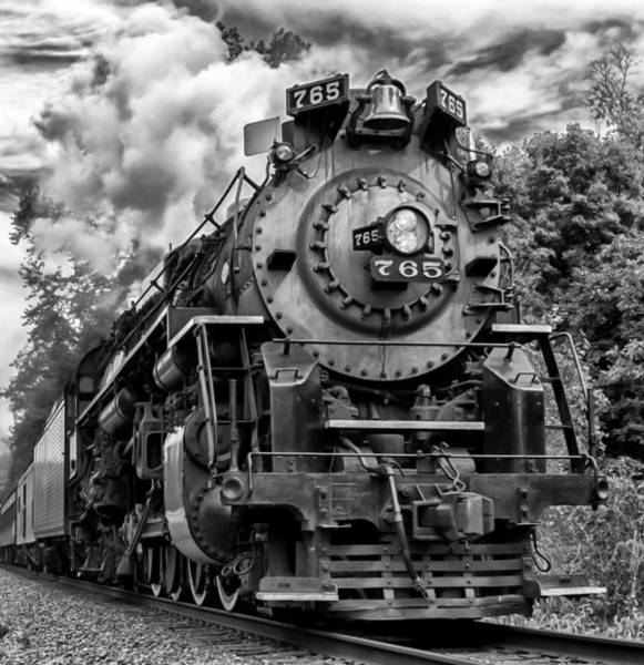 Photograph - The Steam Age  by Richard Kopchock
