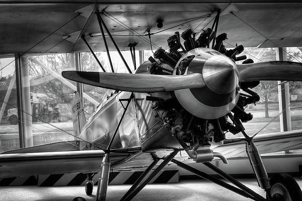 Photograph - The Stearman C-3b by David Patterson