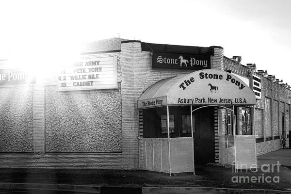 Wall Art - Photograph - The Stone Pony  by Olivier Le Queinec