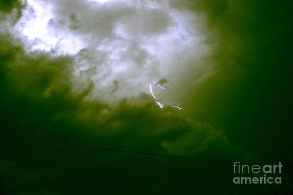 Photograph - The Storm 2.7 by Joseph A Langley