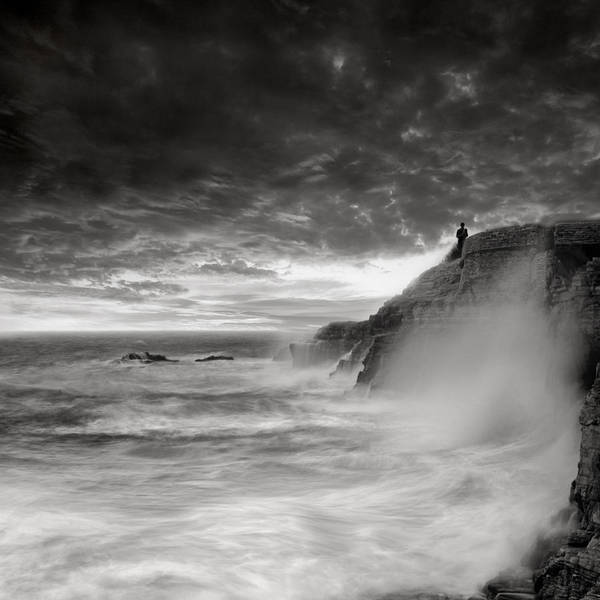 Wall Art - Photograph - The Storm by Floriana Barbu
