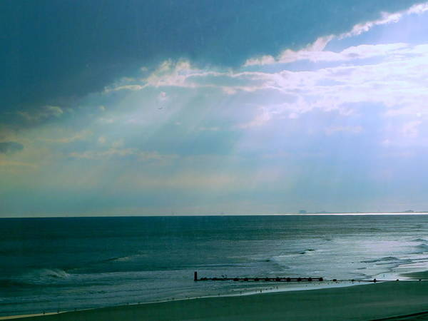 Wall Art - Photograph - The Storm Is Lifting by Arlane Crump