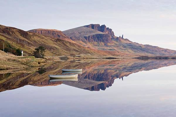 Photograph - The Storr Reflected by Stephen Taylor