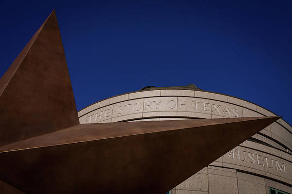 Bullock Texas State History Museum Photograph - The Story Of Texas by Matt Johnson