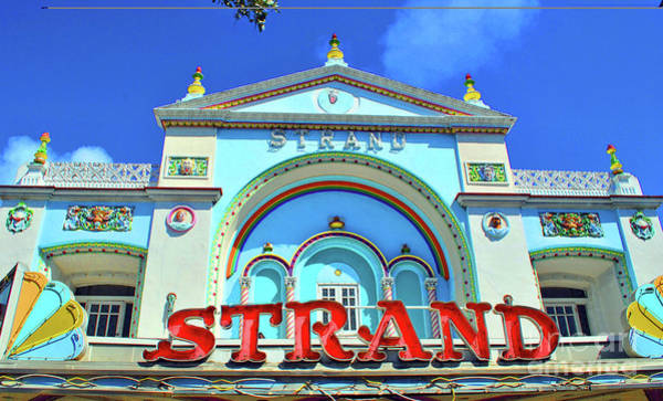 Photograph - The Strand by Jost Houk