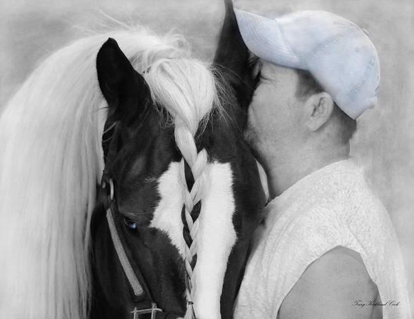 Photograph - The Strong Bond Between Friends by Terry Kirkland Cook