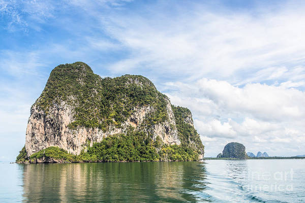 Photograph - The Stunning Trang Island by Didier Marti
