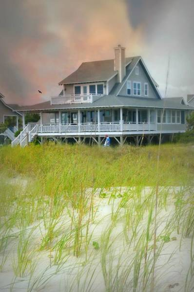 Wall Art - Photograph - A Summer Place by Diana Angstadt