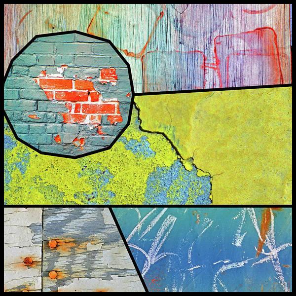 Wall Art - Photograph - Sun Like A Brick Wall by Tara Turner