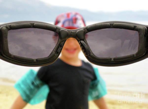 Photograph - The Sunglasses by Joe Lach