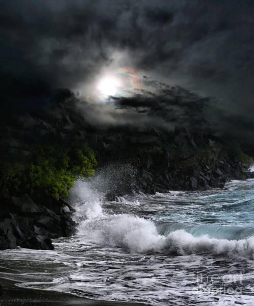 Polynesian Photograph - The Supreme Soul by Sharon Mau