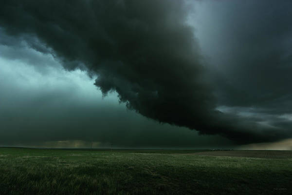 Wall Art - Photograph - The Tail Of The Storm by Brian Gustafson