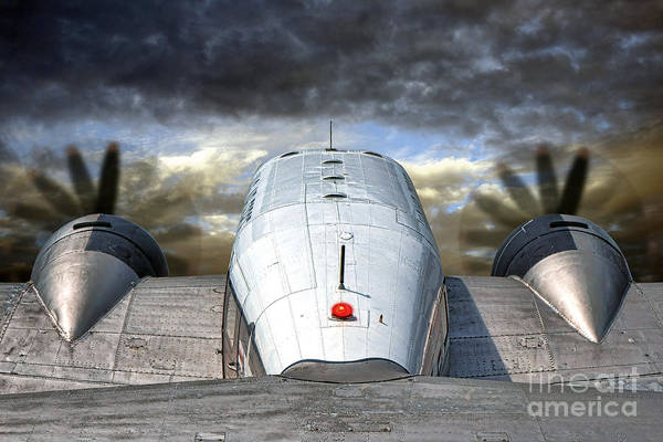 Wall Art - Photograph - The Takeoff by Olivier Le Queinec