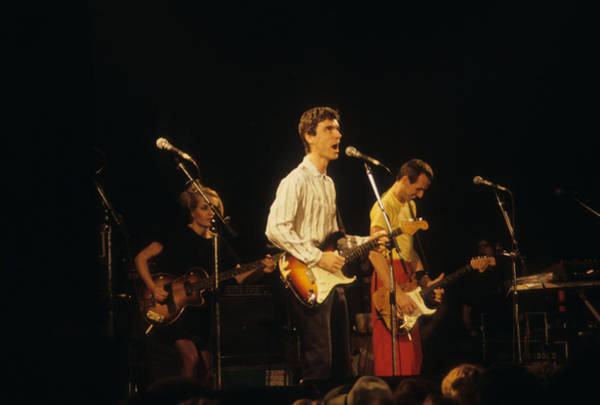 Photograph - The Talking Heads by Rich Fuscia