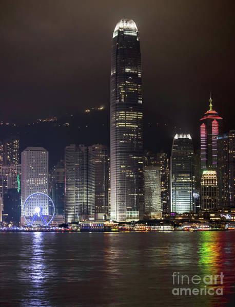 Hongkong Photograph - The Tall One by Jim Chamberlain