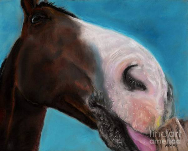 Painting - The Tasty Post by Frances Marino