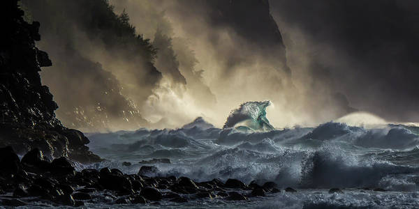 Photograph - The Tempest by Ryan Smith
