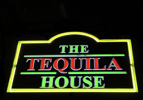 Wall Art - Photograph - The Tequila House, New Orleans by Art Spectrum