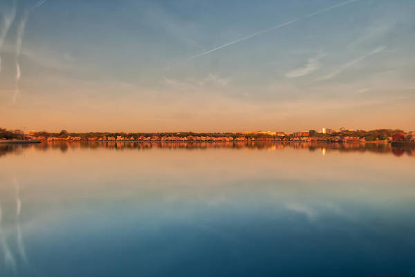 Photograph - The Tidal Basin In Spring by Mark Dodd