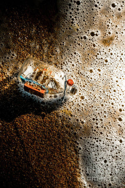 Abandon Ship Photograph - The Tide And Its Takers by Jorgo Photography - Wall Art Gallery