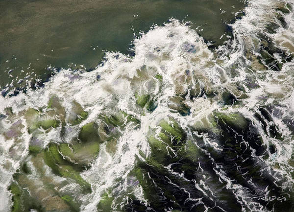 Pastel - The Tide by Christopher Reid