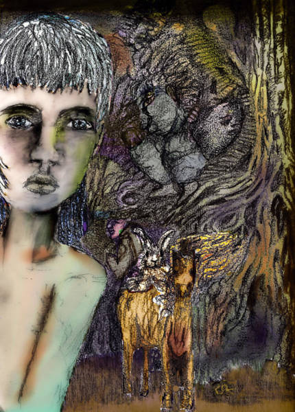 Troll Mixed Media - The Time Had Come  by Cynthia Richards