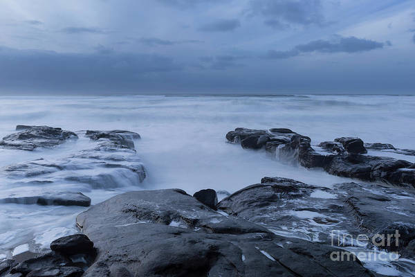 Wall Art - Photograph - The Time To Stare At The Ocean by Masako Metz