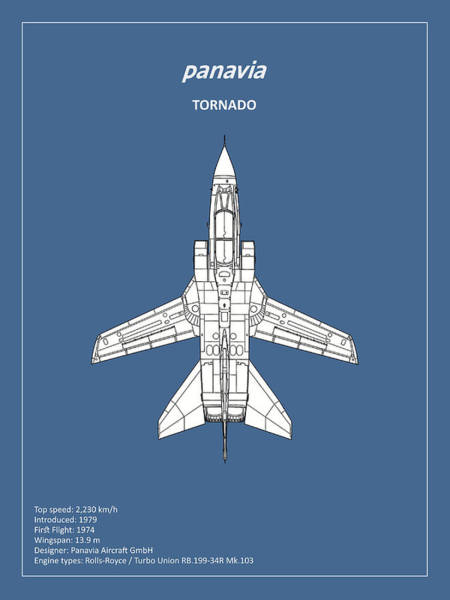 Jet Fighter Photograph - The Tornado by Mark Rogan