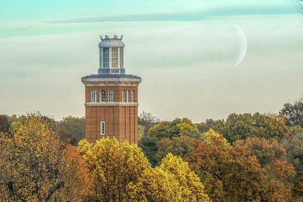 Wall Art - Photograph - The Tower In Autumn by June Marie Sobrito