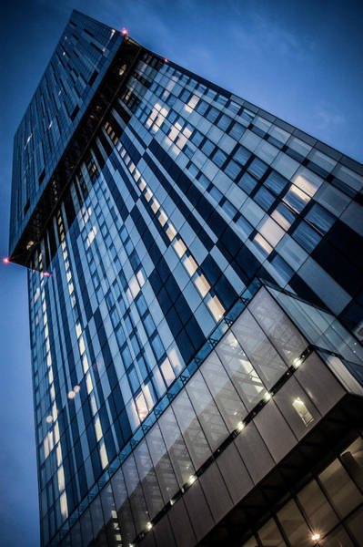 Greater Manchester Wall Art - Photograph - The Tower by Neil Alexander