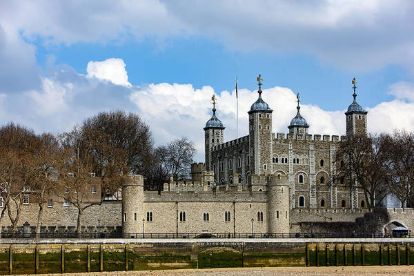 Photograph - The Tower Of London by Andy Myatt