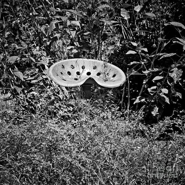 Photograph - The Tractor Seat by Patrick M Lynch