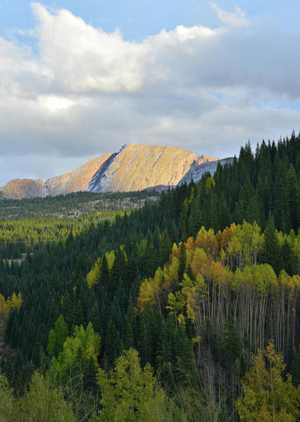 Photograph - The Trip Down To Durango From Molas Pass by Ray Mathis