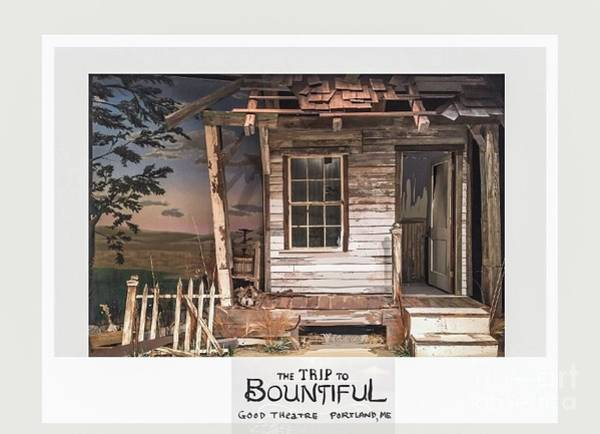 Painting - the Trip To Bountiful by Francois Lamothe
